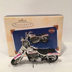 Hallmark Harley Davidson 1971 FX-1200 Super Glide